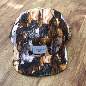 Profound Aesthetic Company Adjustable Horse Hat